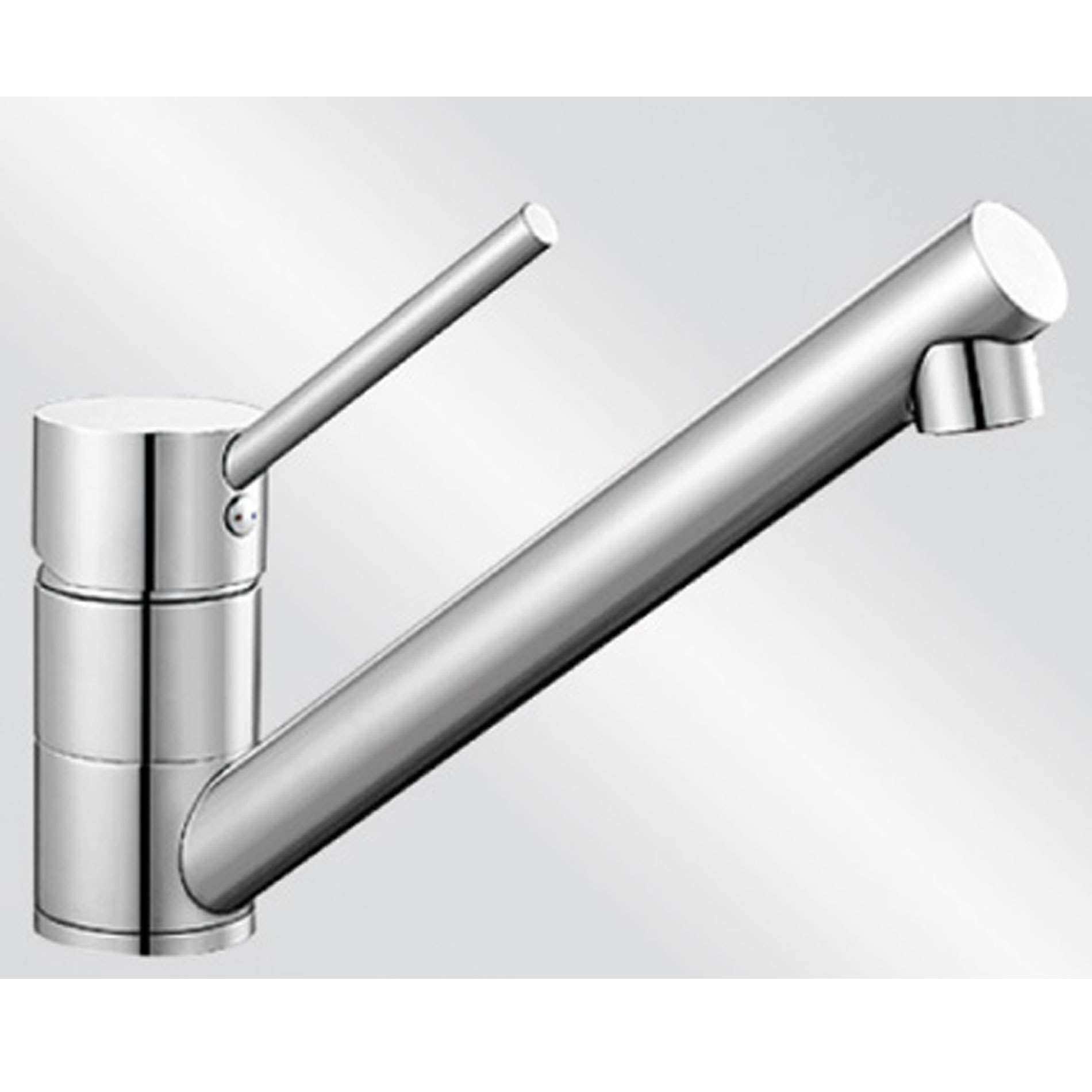 Picture of Peak Brushed Steel Tap