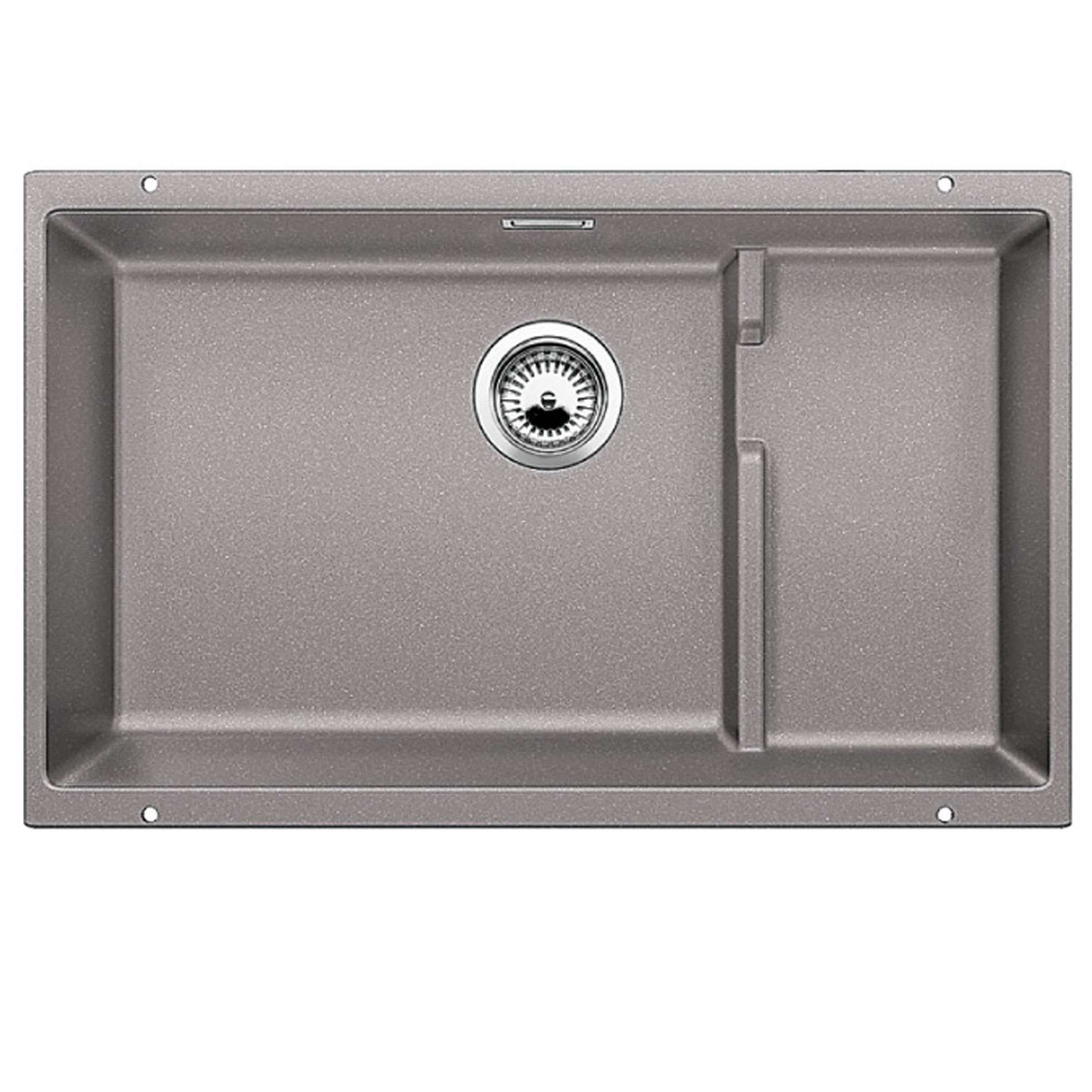 Blanco Subline 700 U Level Alumetallic Silgranit Sink Kitchen