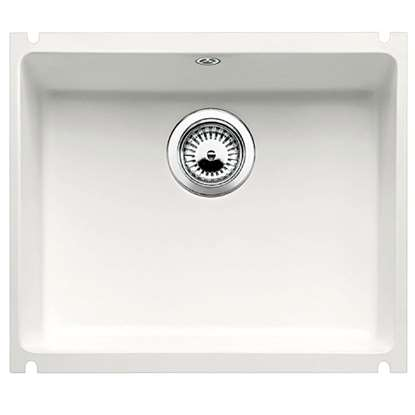 Picture of Blanco: Subline 500-U Crystal White Ceramic Sink