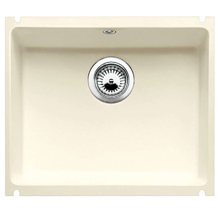 Blanco: Subline 500-U Magnolia Ceramic Sink - Kitchen Sinks & Taps