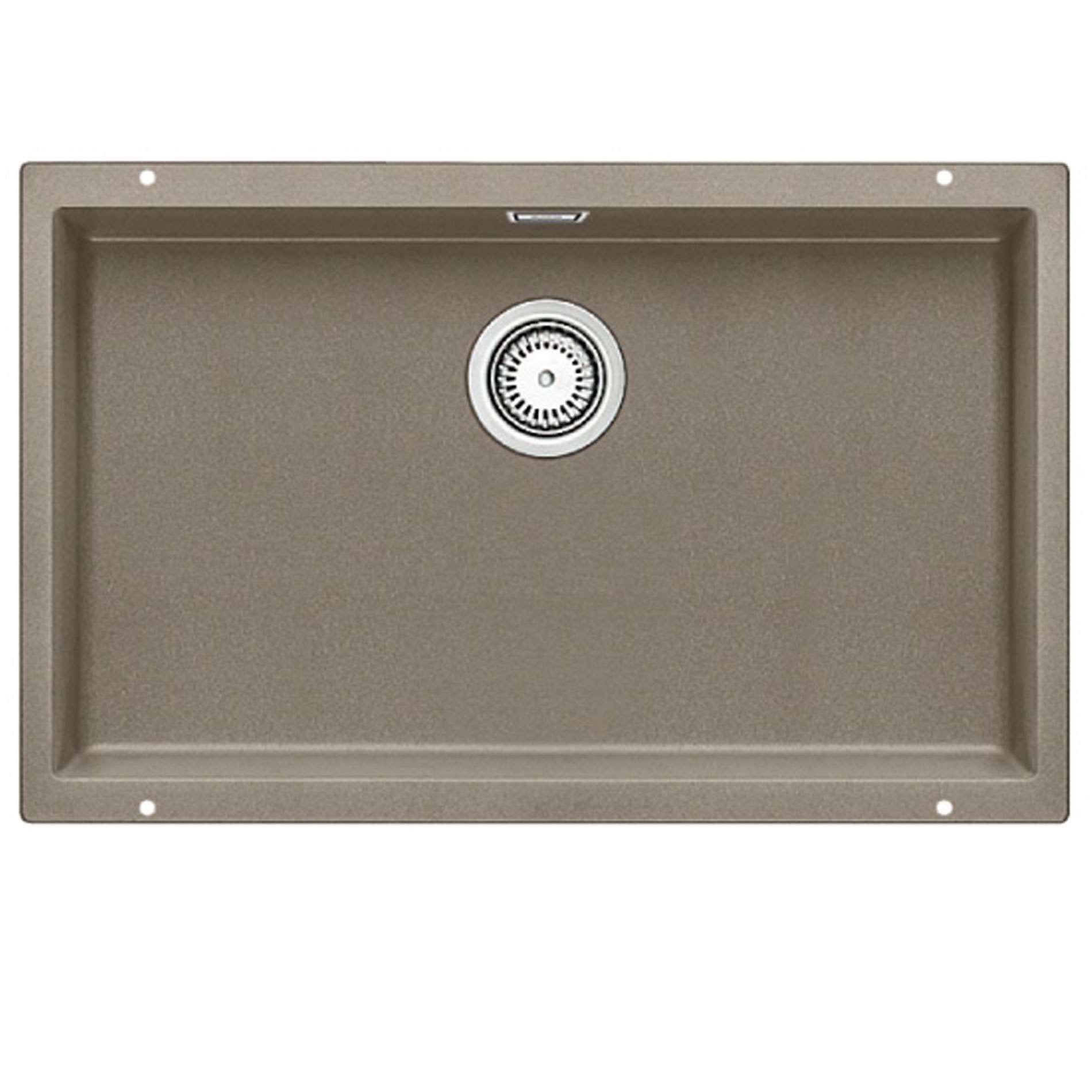 blanco subline 700 u tartufo silgranit sink kitchen. Black Bedroom Furniture Sets. Home Design Ideas