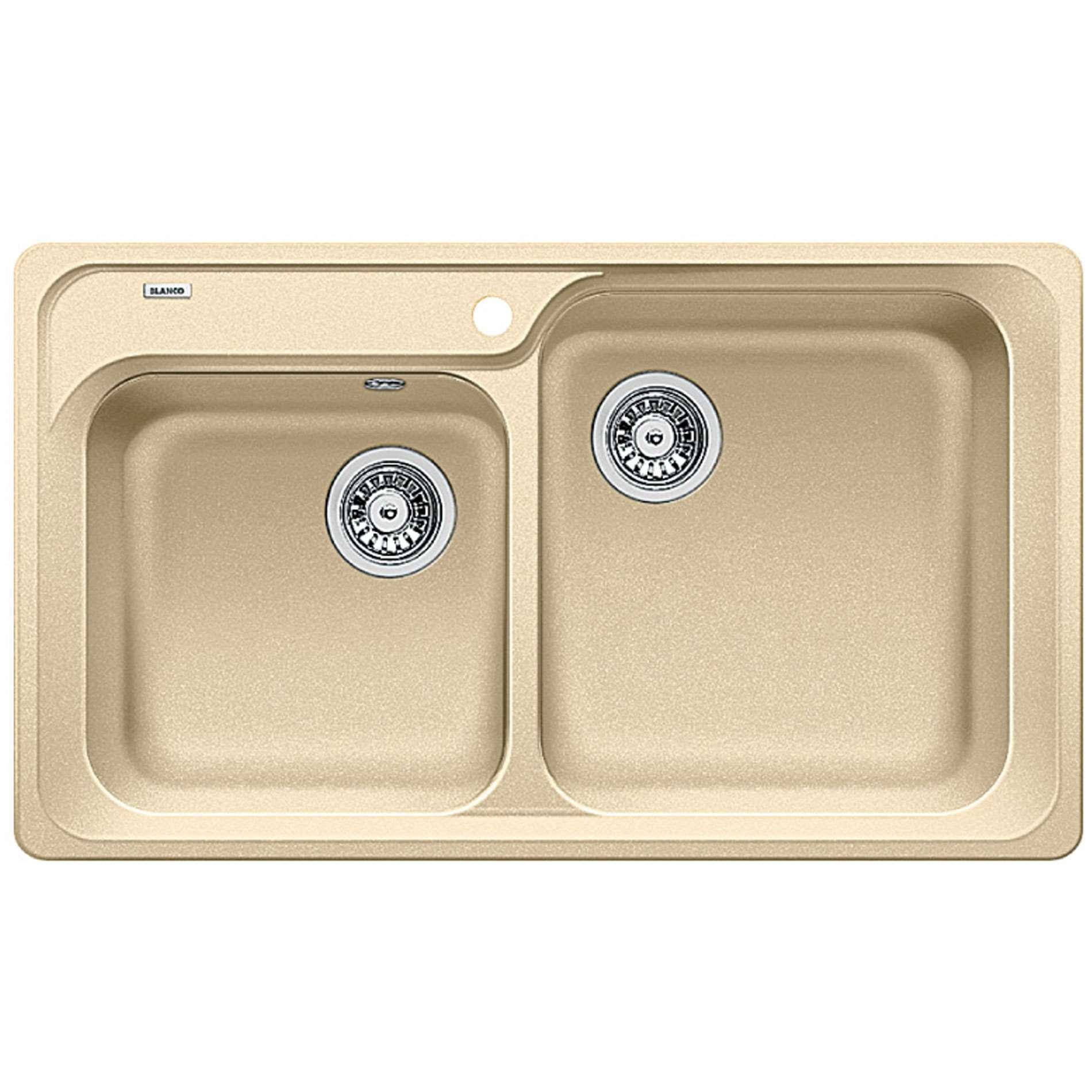 Blanco Silgranit Sink Accessories : Blanco: Classic 8 Champagne Silgranit Sink - Kitchen Sinks & Taps