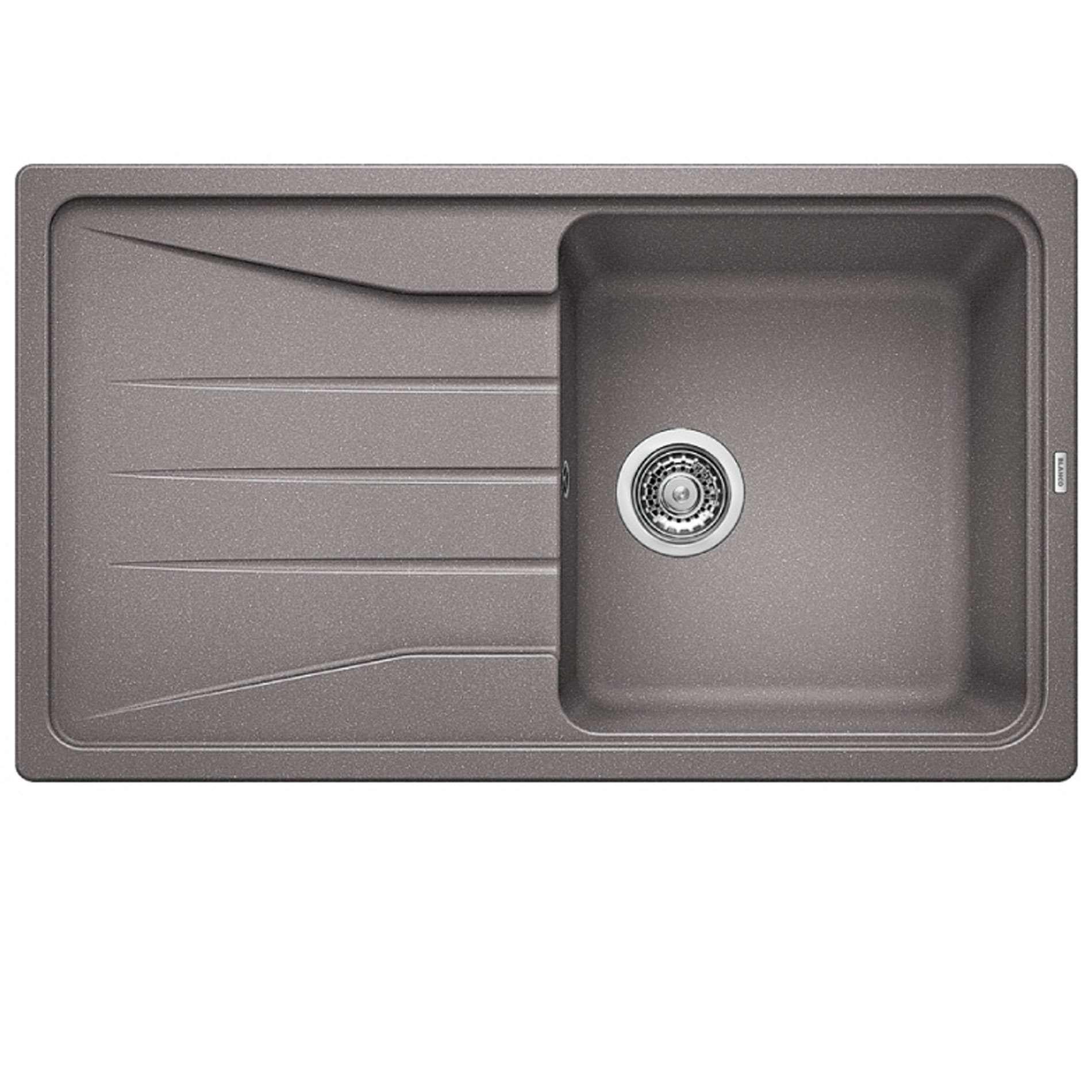 Blanco Sona 5 S Alumetallic Silgranit Sink Kitchen