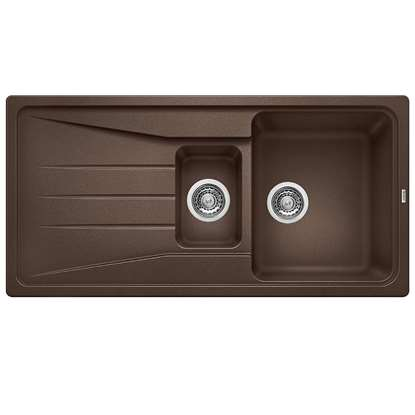 Picture of Blanco: Sona 6 S Coffee Silgranit sink