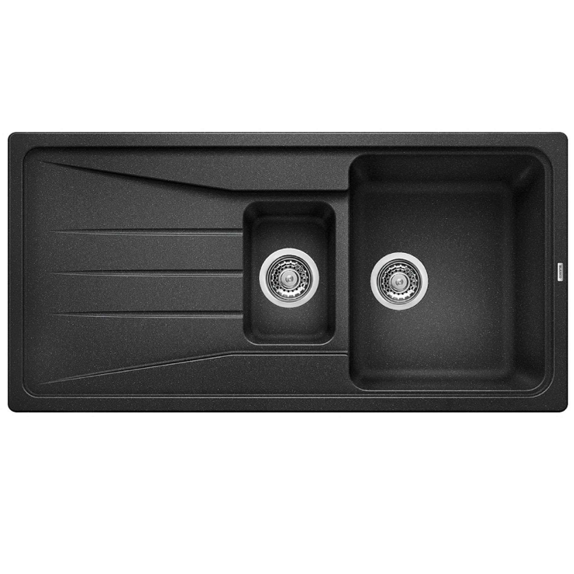 Blanco Sona 6 S Anthracite Silgranit Sink Kitchen Sinks
