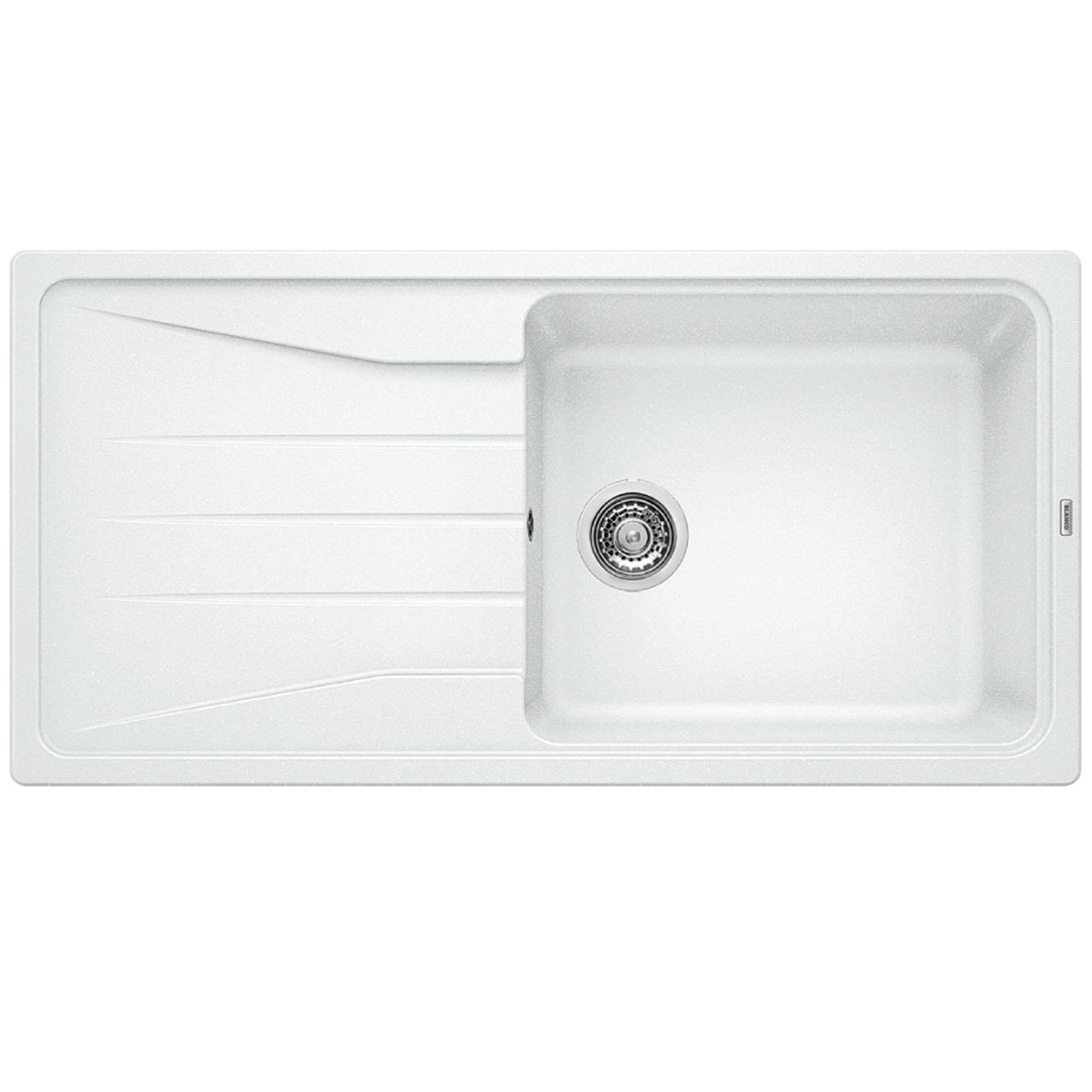 Blanco Sona Xl 6 S White Silgranit Sink Kitchen Sinks
