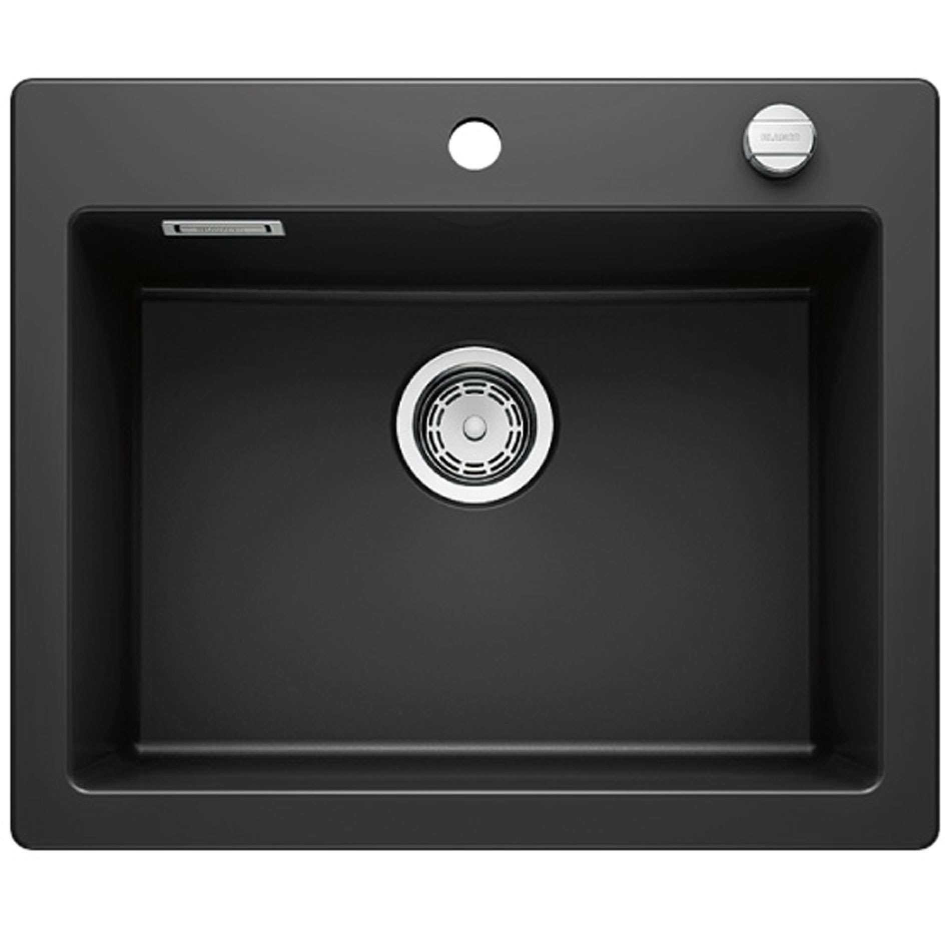 Blanco: Palona 6 Black Ceramic Sink - Kitchen Sinks & Taps