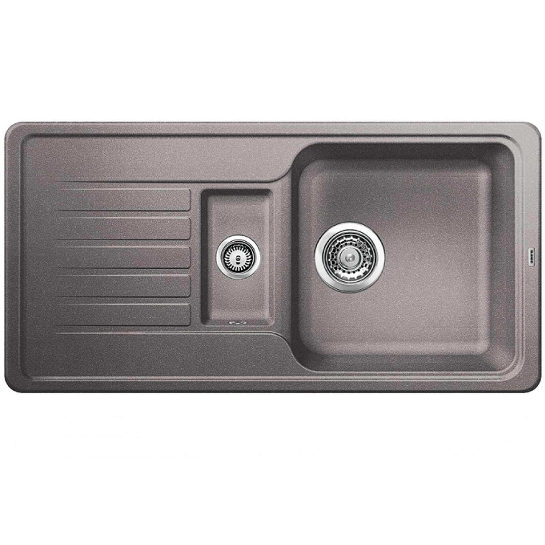 Blanco Favos 6 S Alumetallic Silgranit Sink Kitchen
