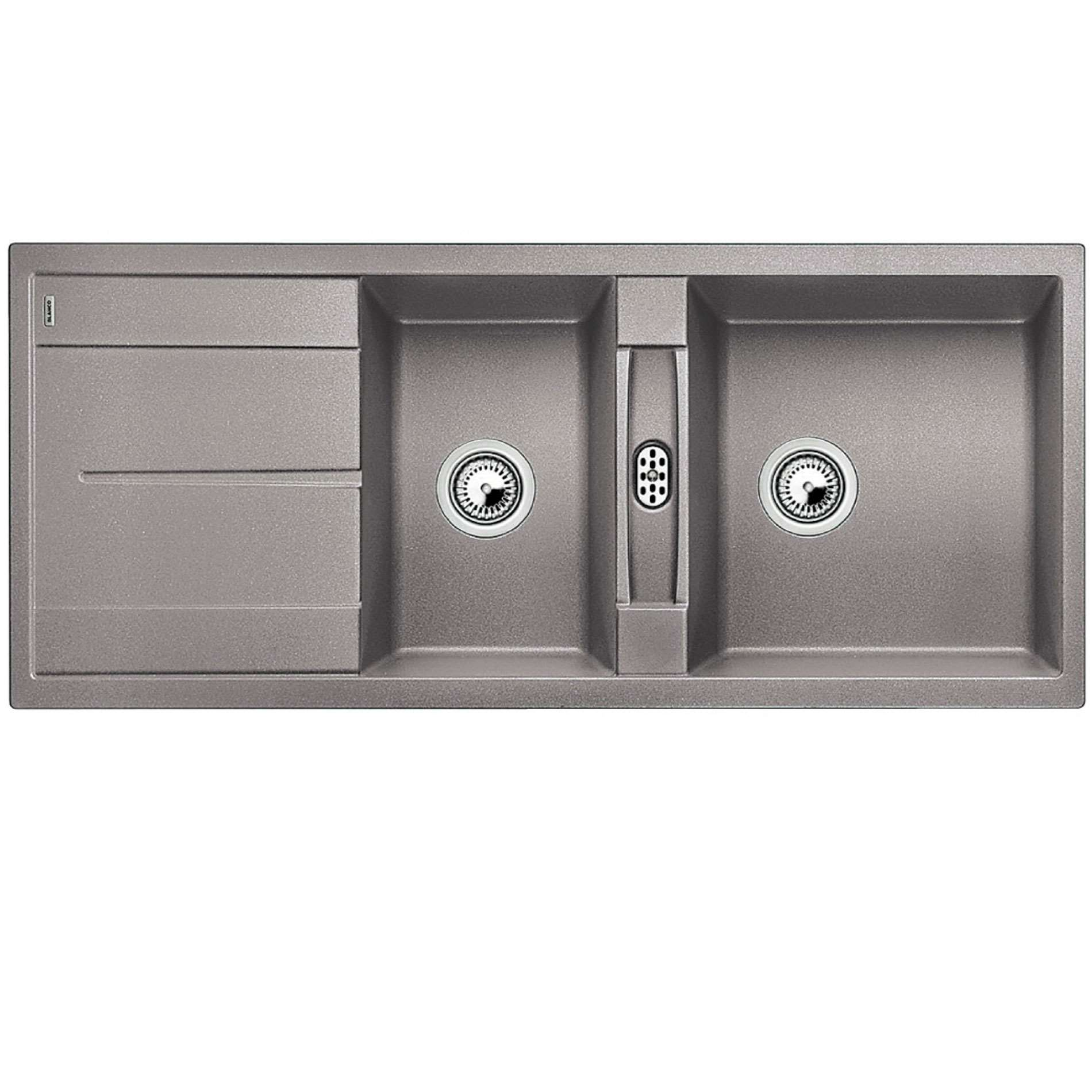 blanco metra 8 s alumetallic silgranit sink kitchen sinks taps. Black Bedroom Furniture Sets. Home Design Ideas