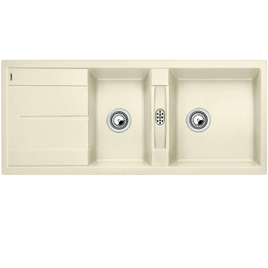 Blanco Metra Sink : Blanco: Metra 8 S Jasmin Silgranit Sink - Kitchen Sinks & Taps