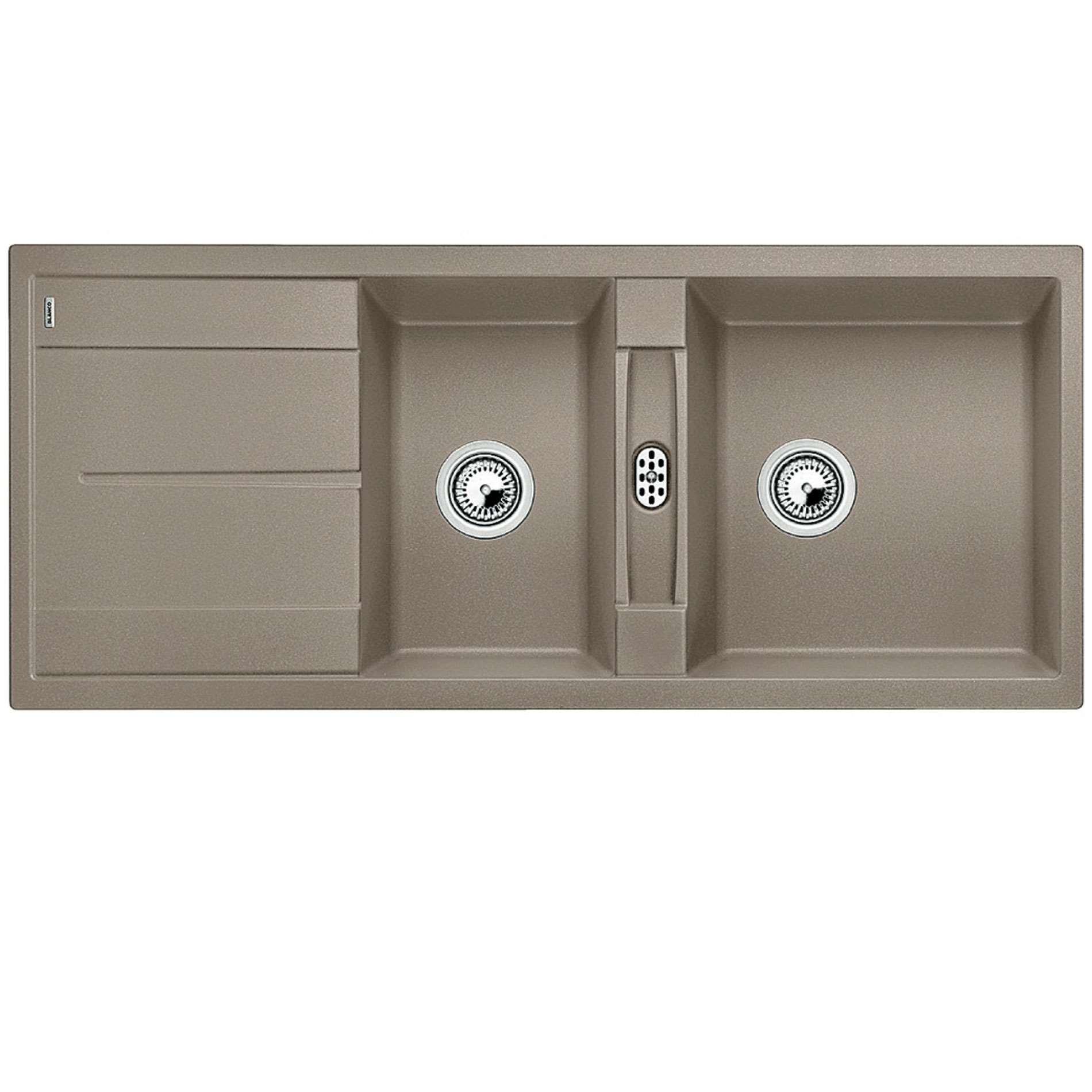Blanco Metra Sink : Blanco: Metra 8 S Tartufo Silgranit Sink - Kitchen Sinks & Taps