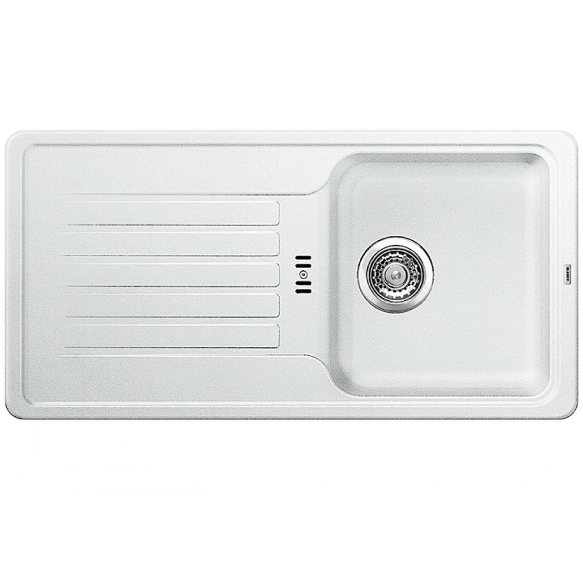 Blanco favos 45 s white silgranit sink kitchen sinks taps for German kitchen sink brands