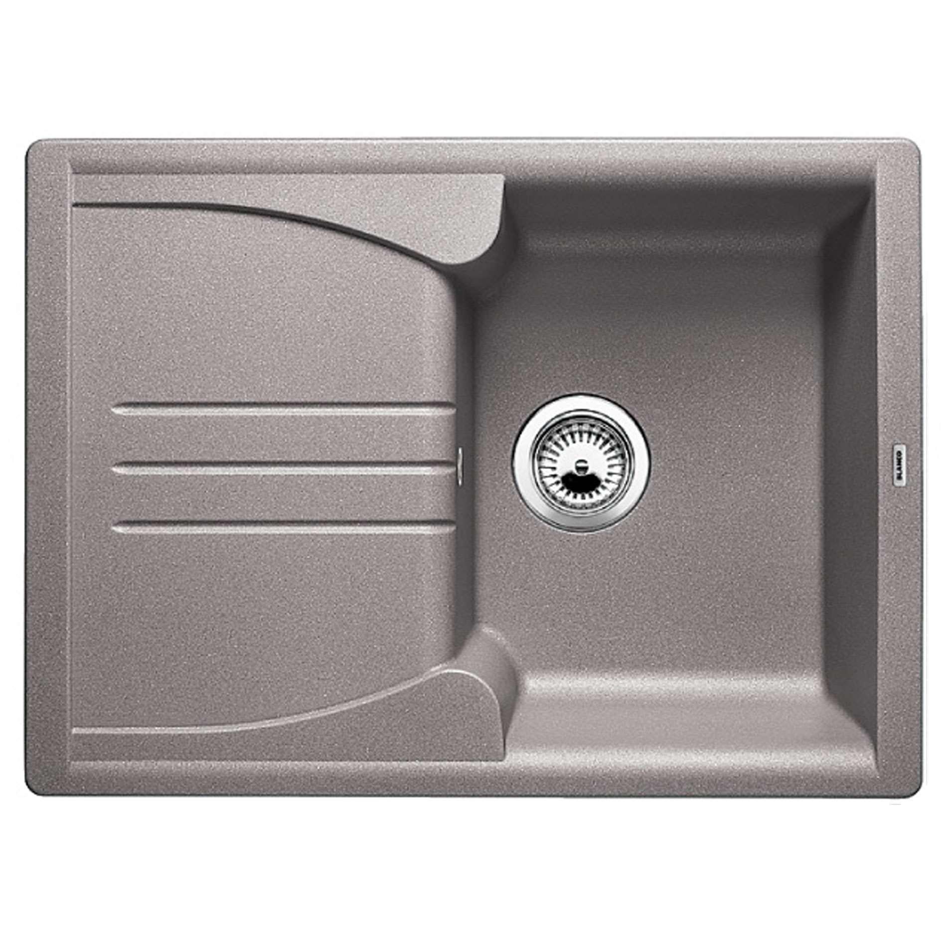picture of enos 40 s alumetallic silgranit sink