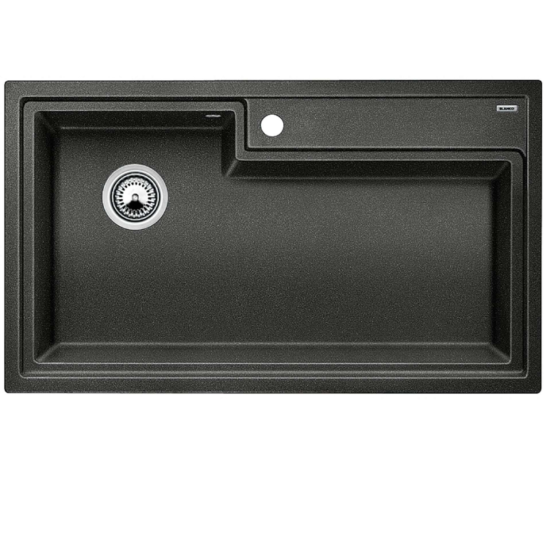 Blanco Silgranit Anthracite Sink : Blanco: Plenta Anthracite Silgranit Sink - Kitchen Sinks & Taps