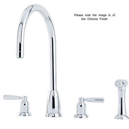 Picture of Perrin & Rowe: Callisto 4891 Polished Nickel Tap