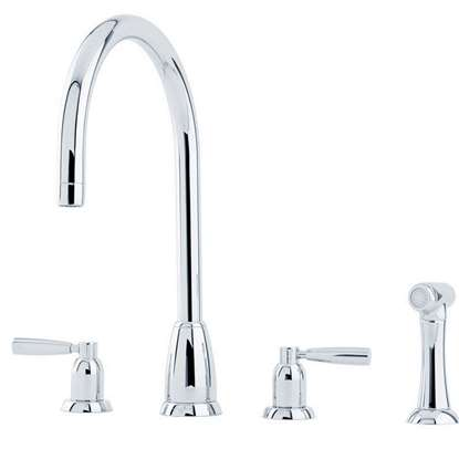 Picture of Perrin & Rowe: Callisto 4891 Chrome Tap