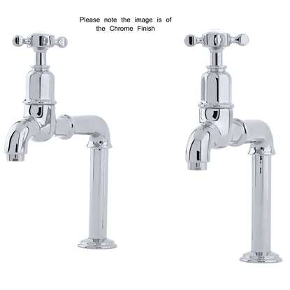 Picture of Perrin & Rowe: Mayan 4338 Polished Nickel Tap