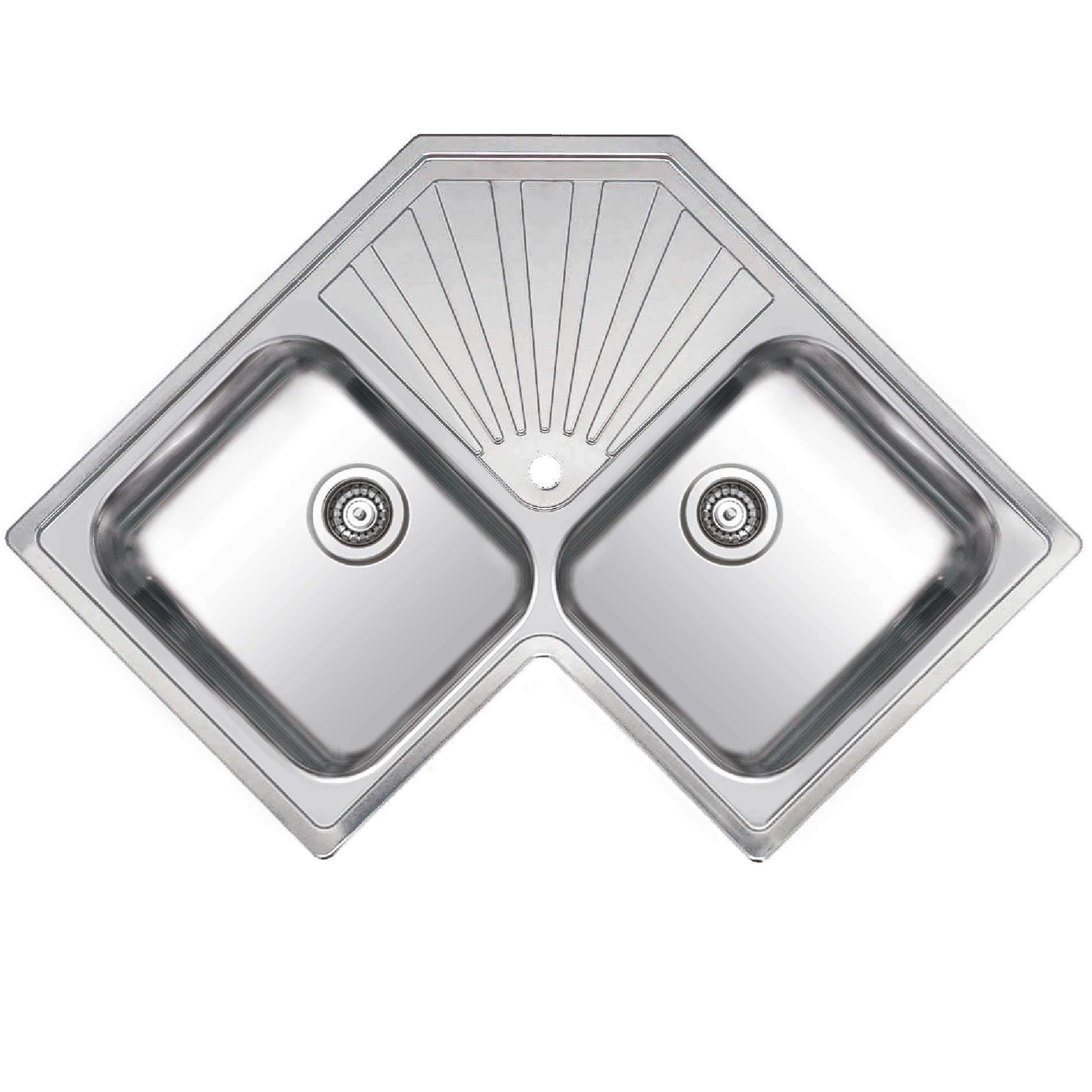Reginox: Montreal Stainless Steel Sink - Kitchen Sinks & Taps