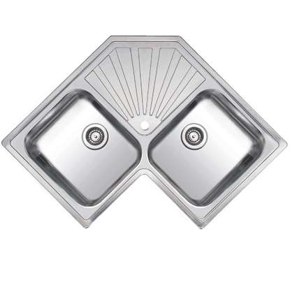 Corner - Kitchen Sinks & Taps