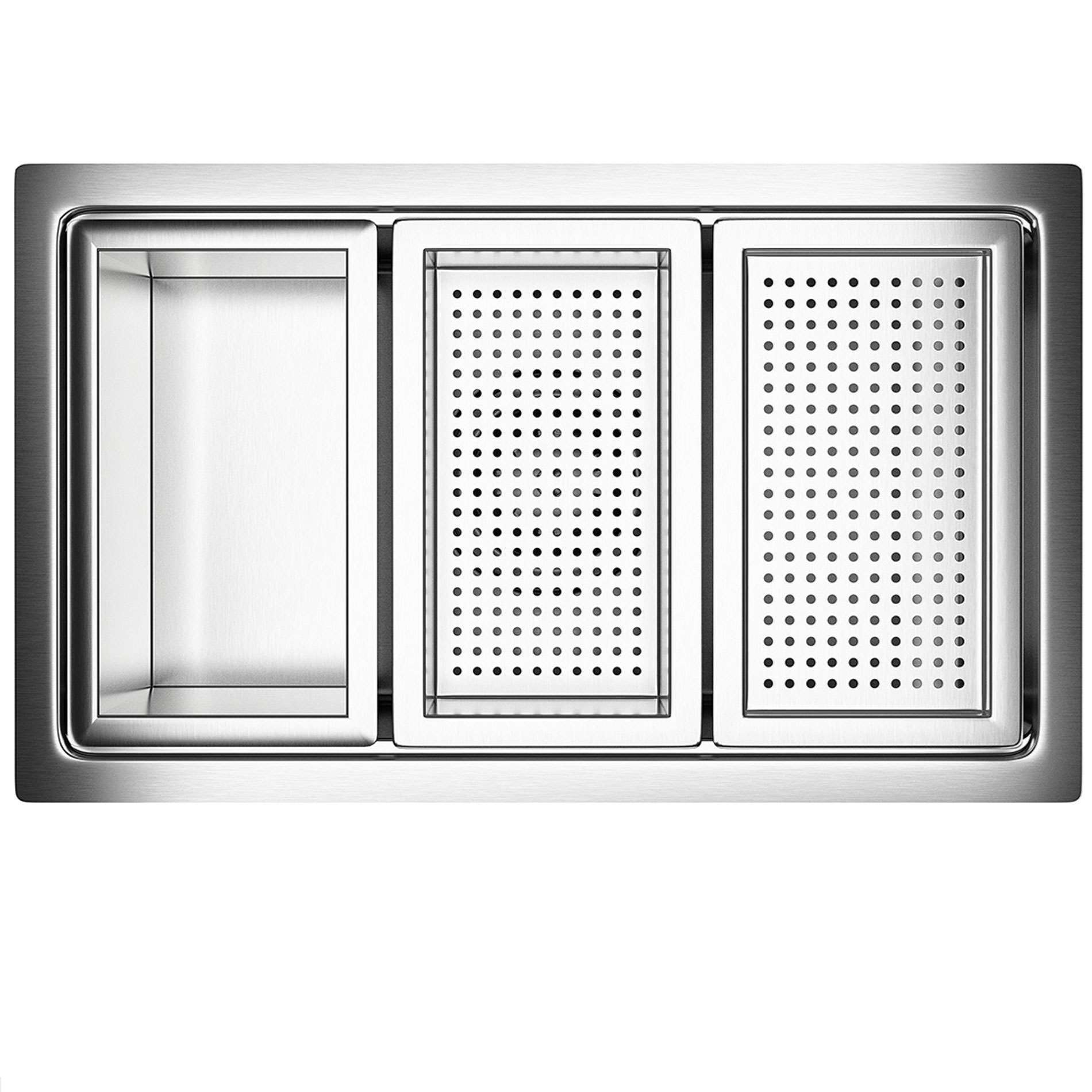 Astracast: Companion 1.0 Bowl Stainless Steel Sink - Kitchen Sinks ...