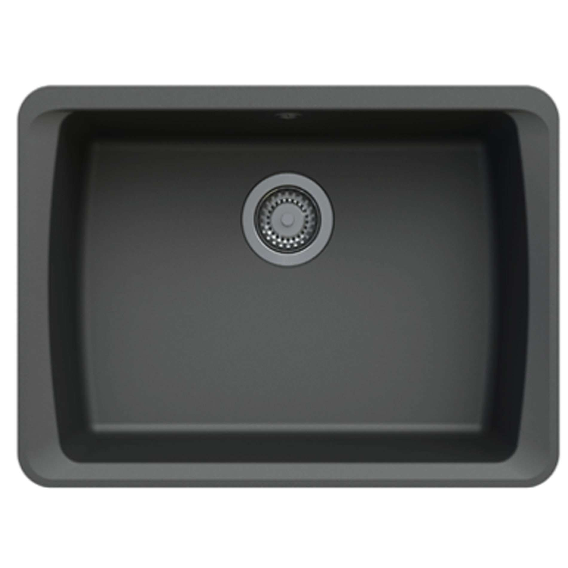 Astracast: Barden 1.0 Bowl Volcano Black ROK Granite Sink - Kitchen ...