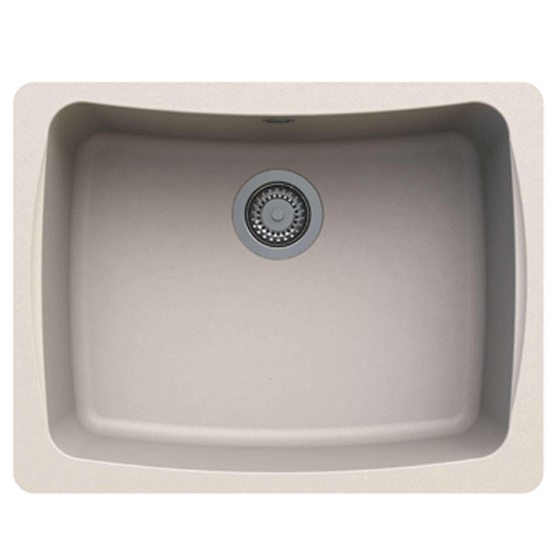 Rok Granite Sinks : ... Malham 1.0 Bowl Sahara Beige ROK Granite Sink - Kitchen Sinks & Taps