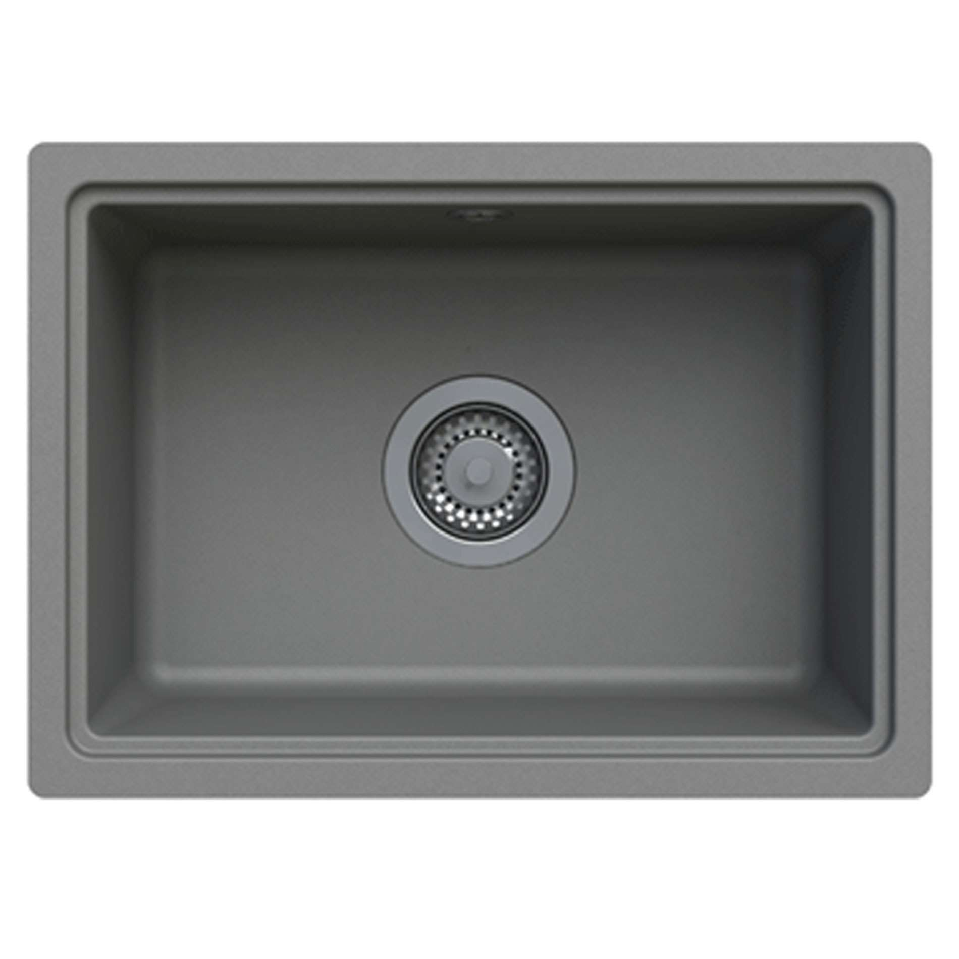 ... Askwith 1.0 Bowl Graphite Grey ROK Granite Sink - Kitchen Sinks & Taps