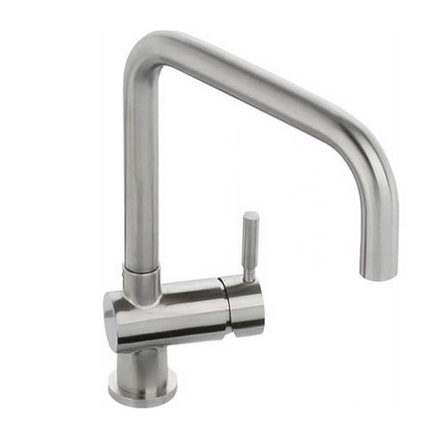 kitchen sinks taps abode propus stainless steel tap at1070 kitchen sinks 6052