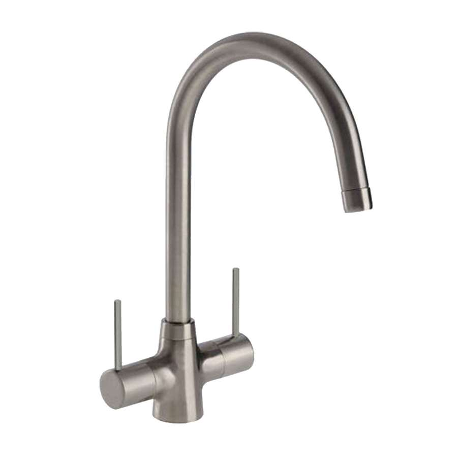 Abode: Nexa Brushed Nickel Tap AT1223 - Kitchen Sinks & Taps