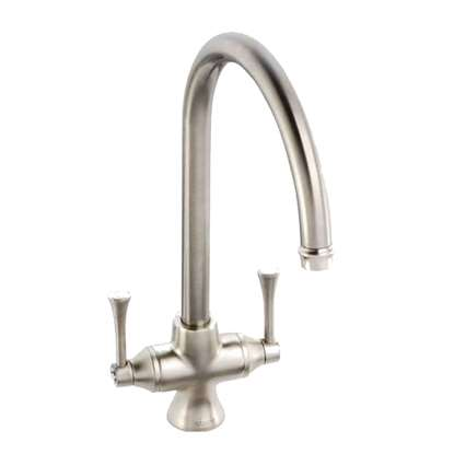 Picture of Abode: Gosford Brushed Nickel Tap AT1020