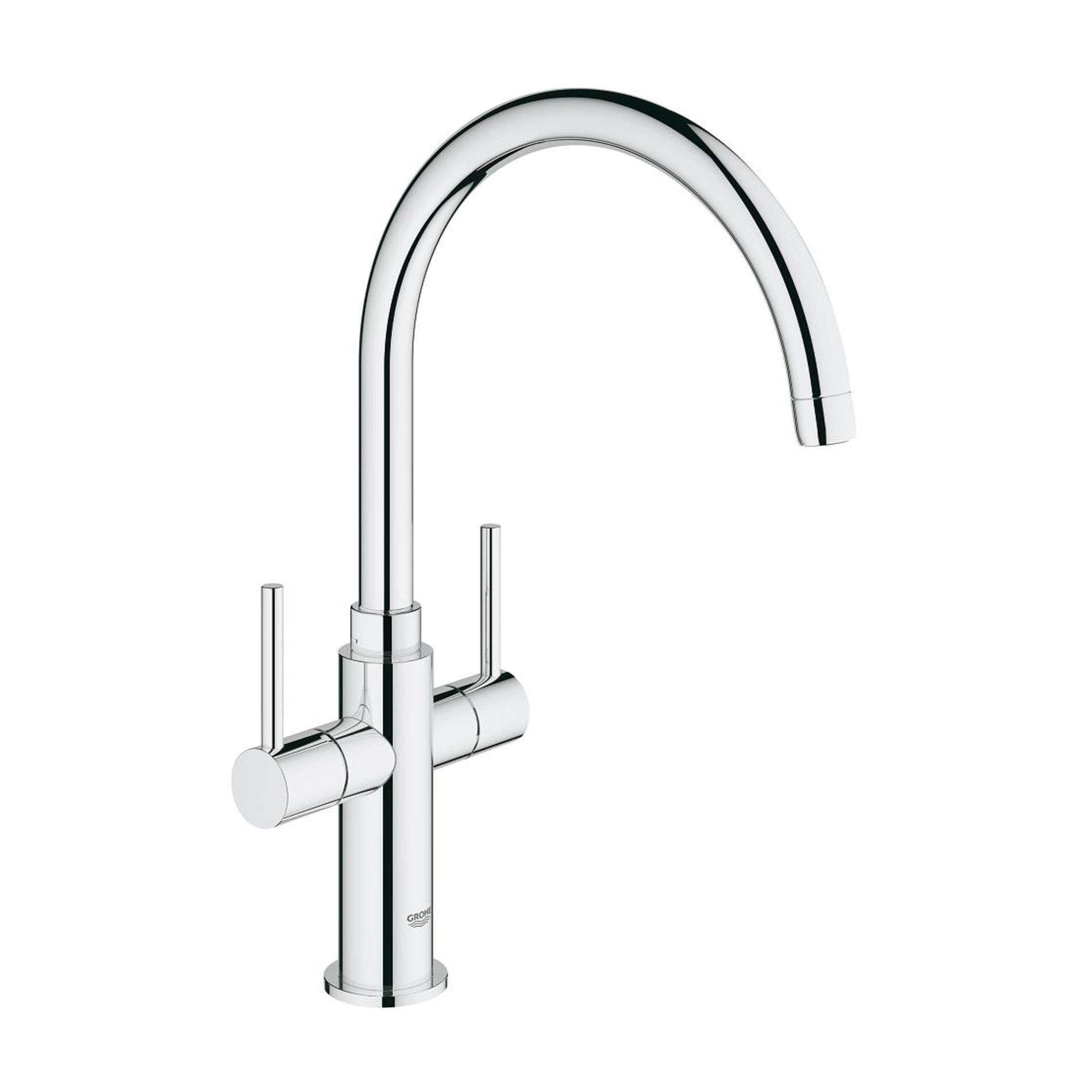 Grohe: Ambi 30190000 Chrome Tap - Kitchen Sinks & Taps