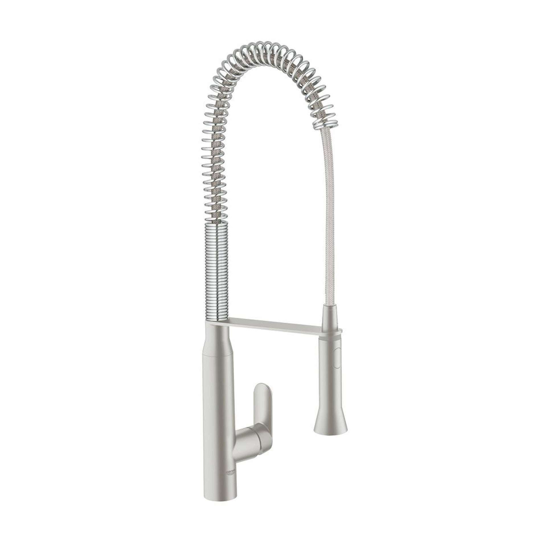 Picture of K7 Professional 32950DCO Brushed Steel Tap
