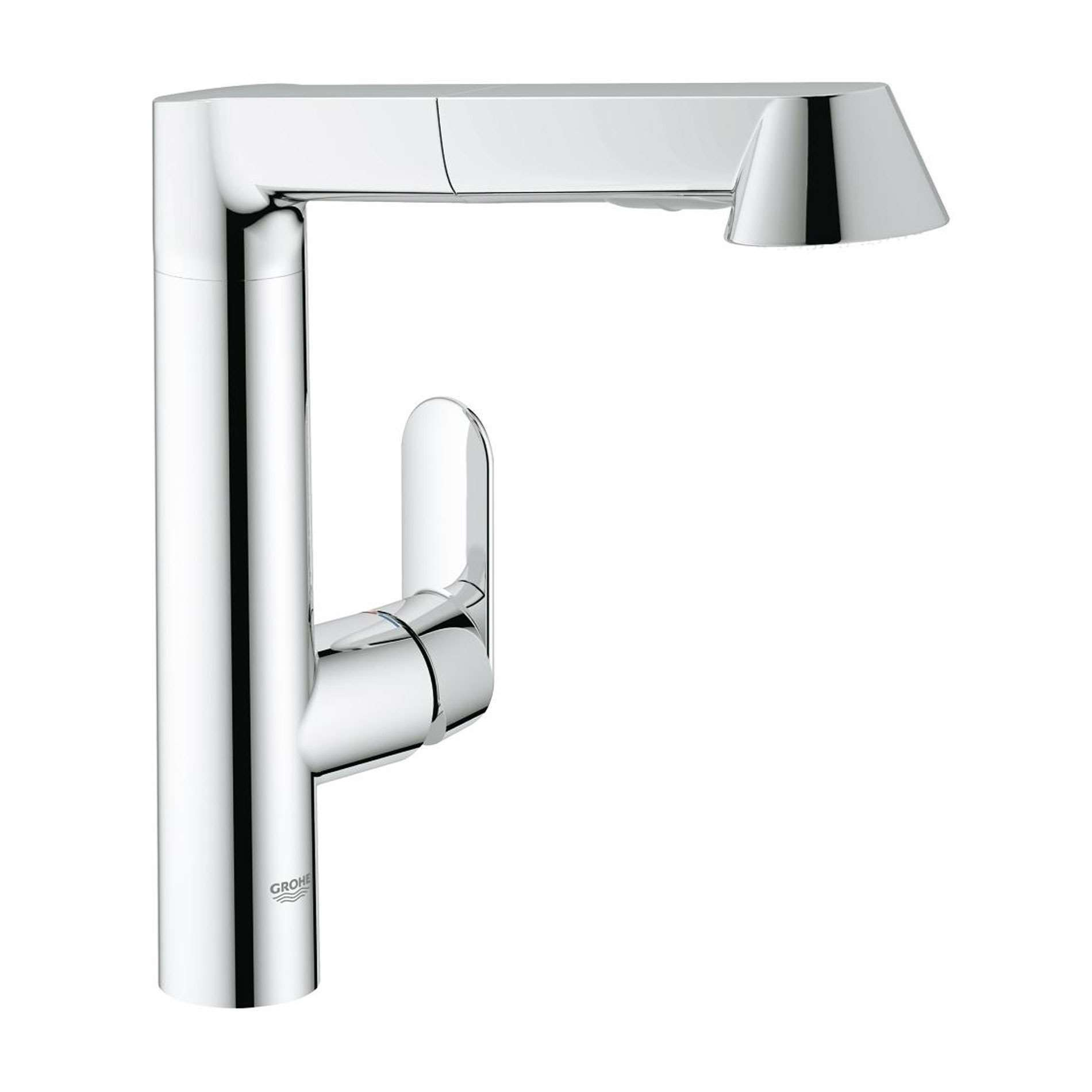 Picture of K7 32176000 Pull Out Chrome Tap