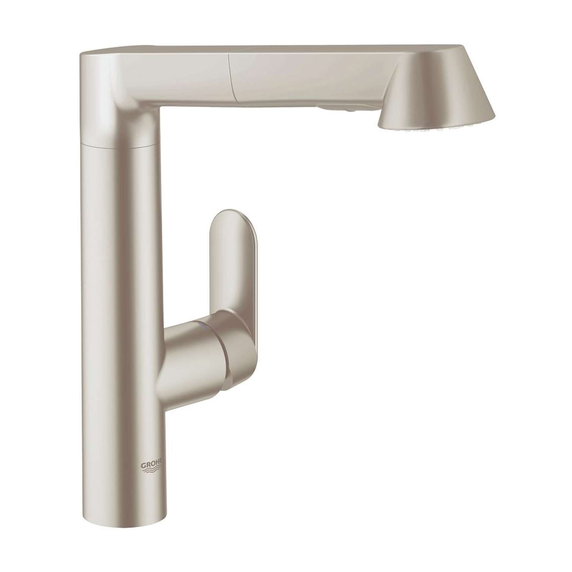 Grohe Kitchen Taps With Pull Out