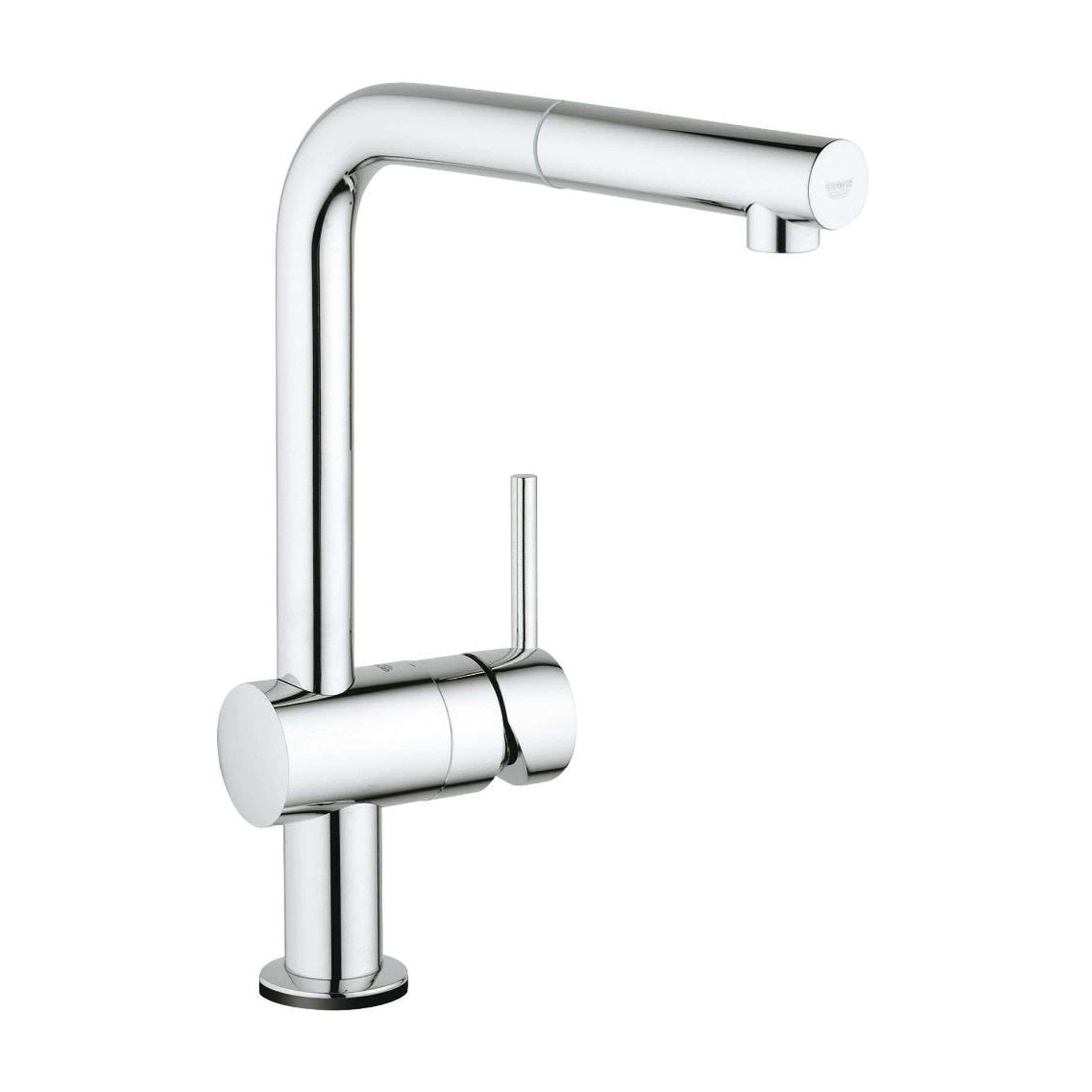 Grohe Minta Touch 31360001 Chrome Tap Kitchen Sinks Taps