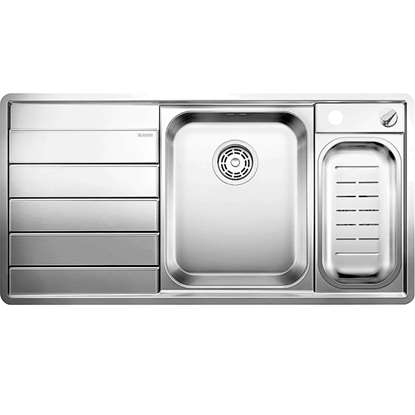 Picture of Blanco: Axis III 6 S-IF Stainless Steel Sink