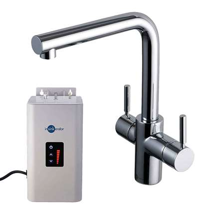 Picture of InSinkErator: 3N1 Chrome Steaming Hot Water Tap Pack