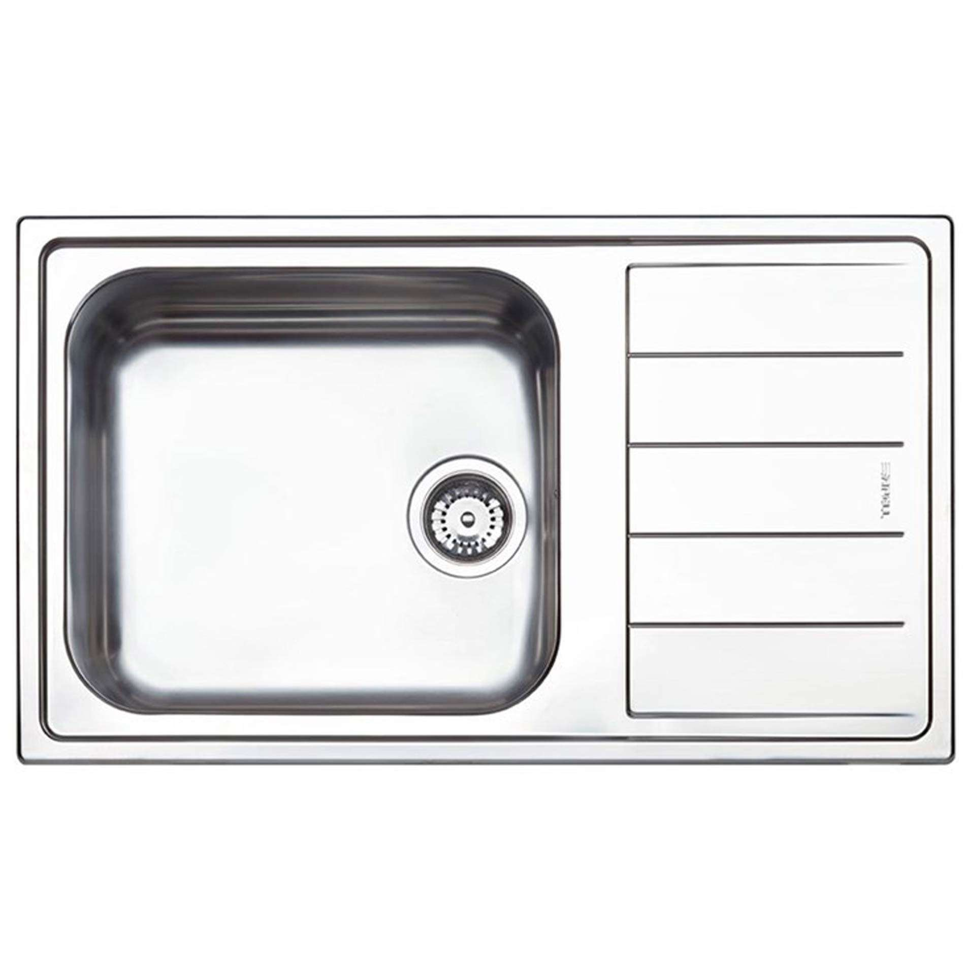 Picture Of Linear Single Bowl Stainless Steel Sink