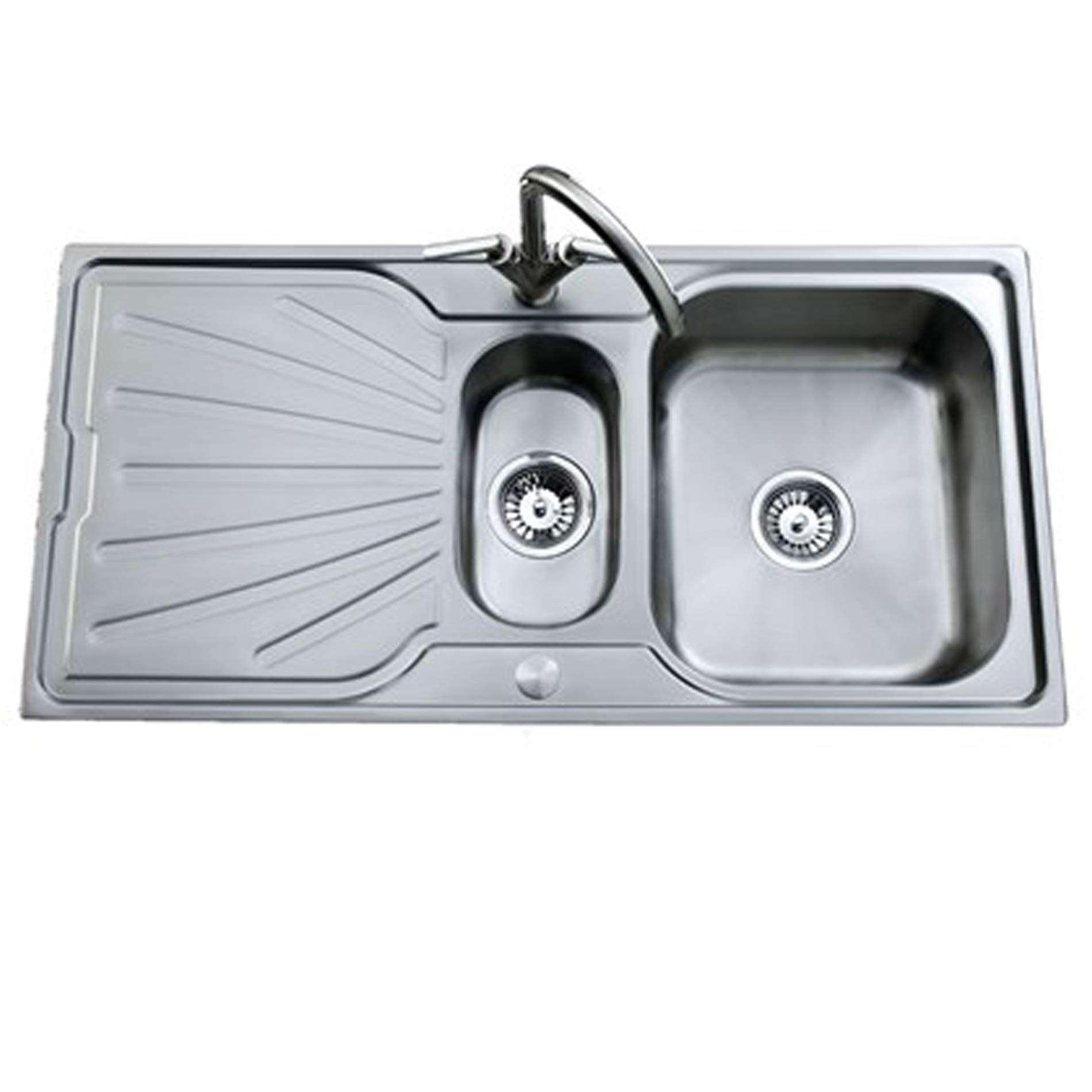 Sinks - Kitchen Sinks & Taps