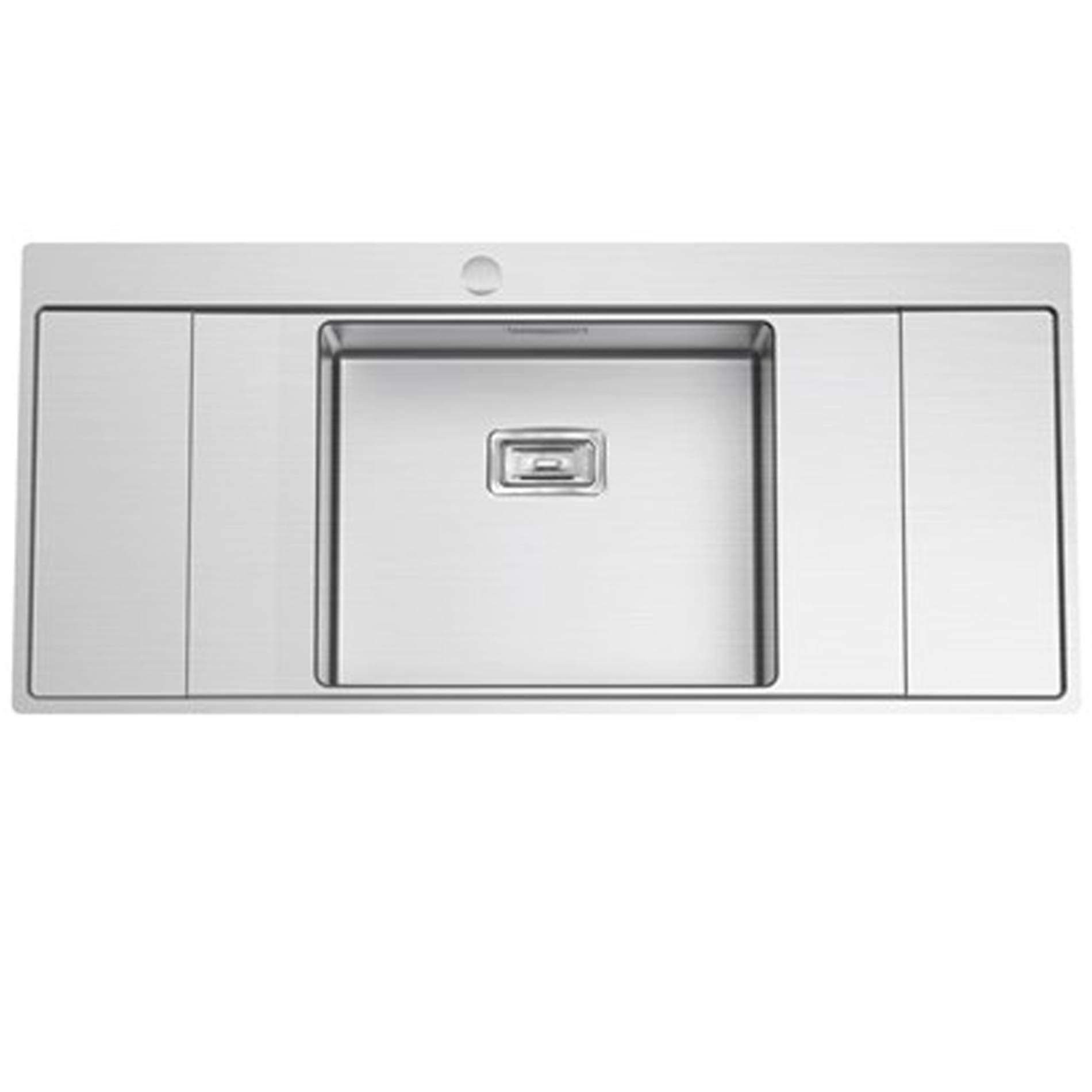 Picture Of Xeron B50 Single Bowl Stainless Steel Sink