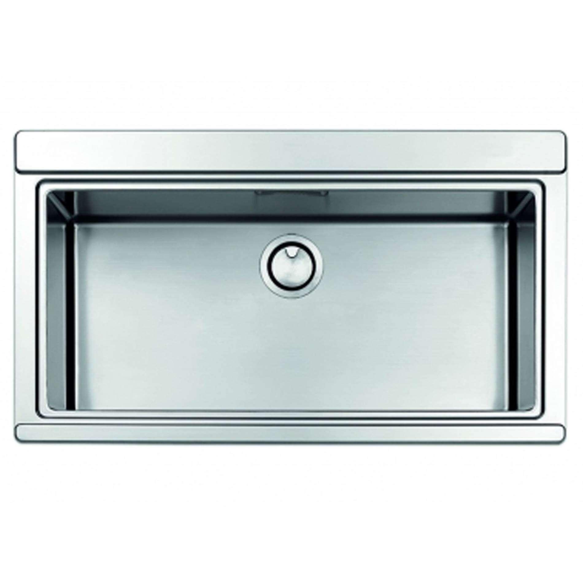 Clearwater: Glacier GLA300 Stainless Steel Sink - Kitchen Sinks & Taps