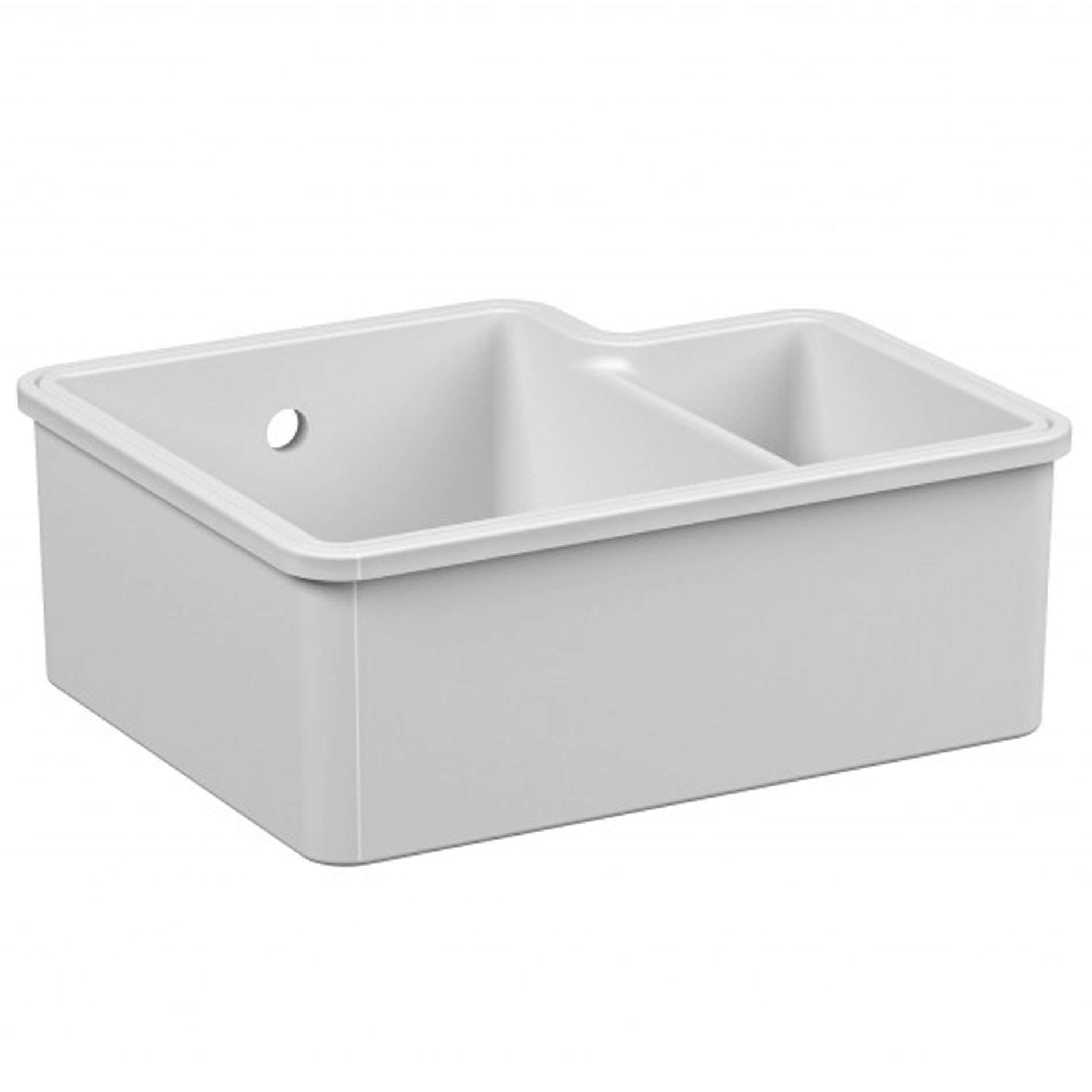 Picture of Tuscany Ceramic Sink and Elbe Tap Pack