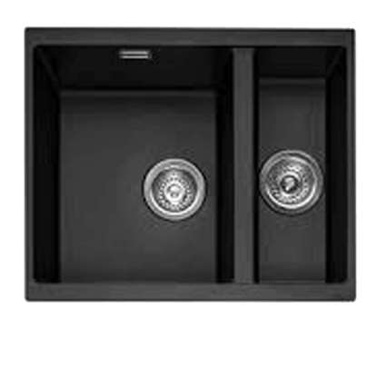 Picture of Caple: Leesti 150U Anthracite Granite Sink