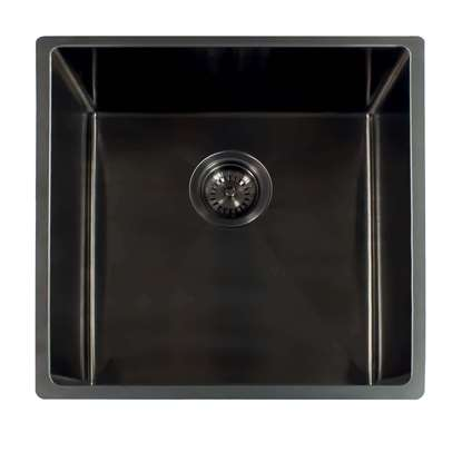Black - Kitchen Sinks & Taps