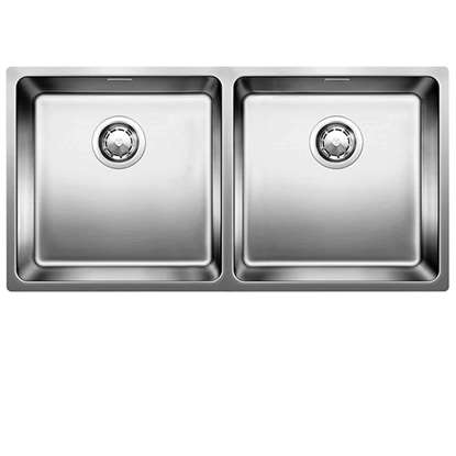 Picture of Blanco: Andano 400/400-U Stainless Steel Sink