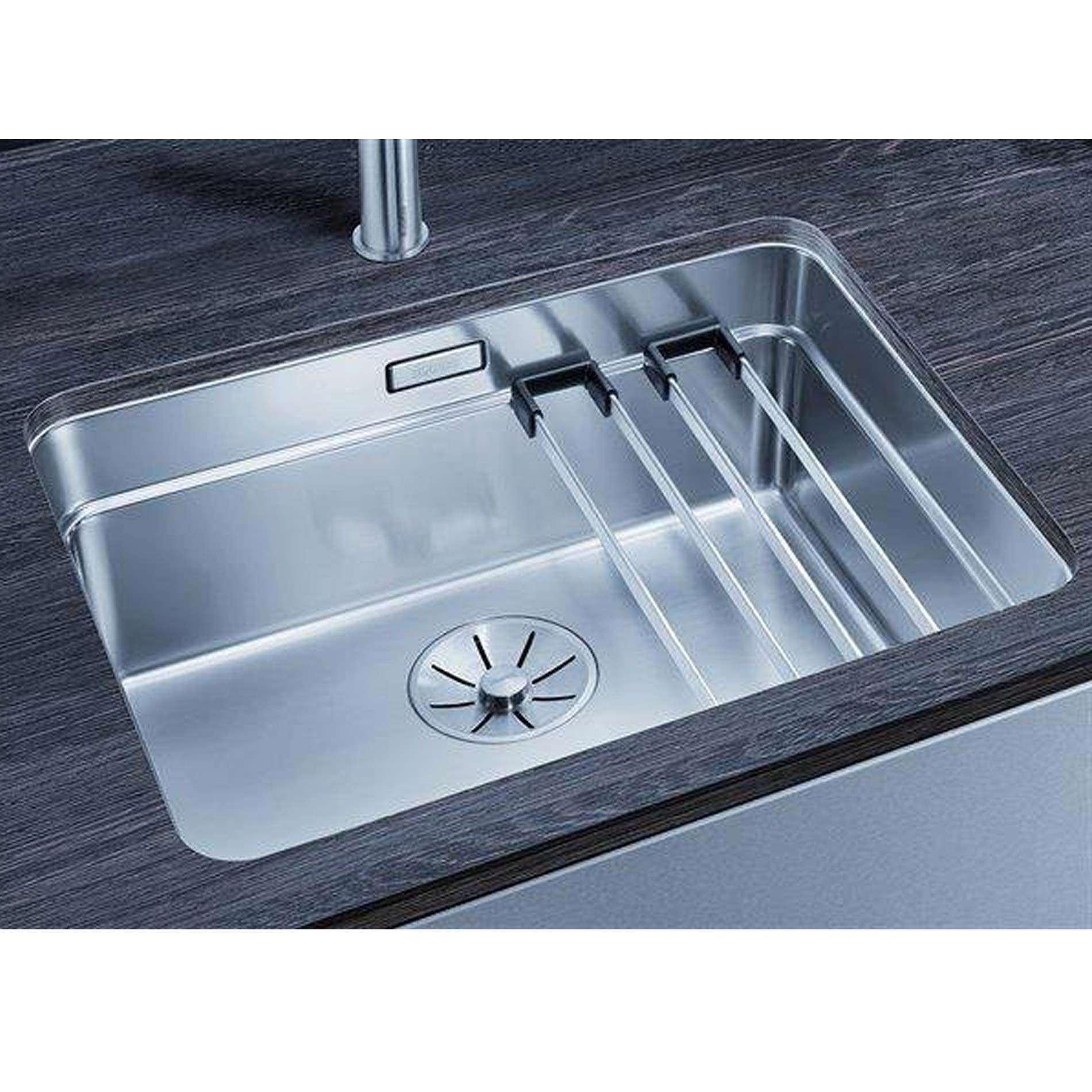 Blanco Etagon 500 U Stainless Steel Sink Kitchen Sinks