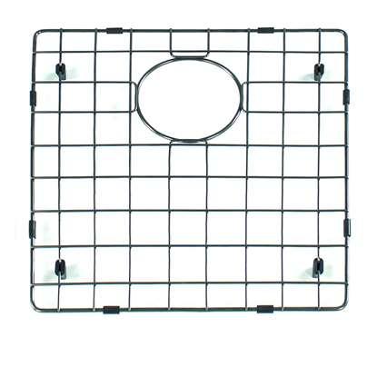 Picture of Miami 50x40 Gunmetal Bowl Grid