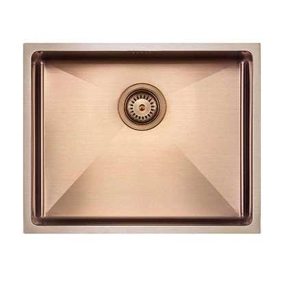 Picture of The 1810 Company: Zenuno15 500-U Copper Sink
