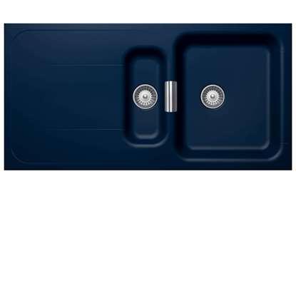 Blue Kitchen Sinks Taps