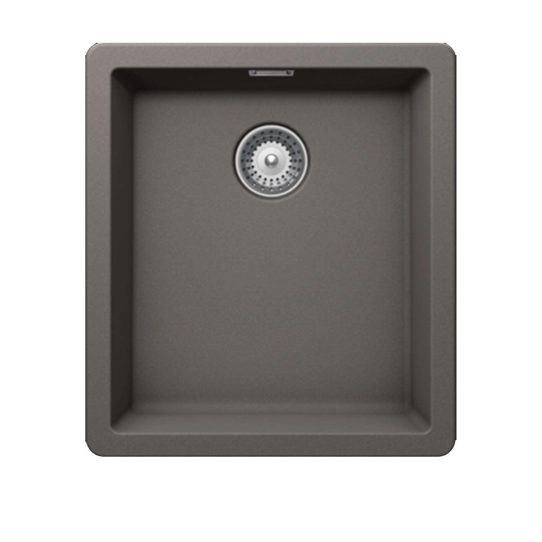 Picture of Greenwich N 100 S Silverstone Granite Sink